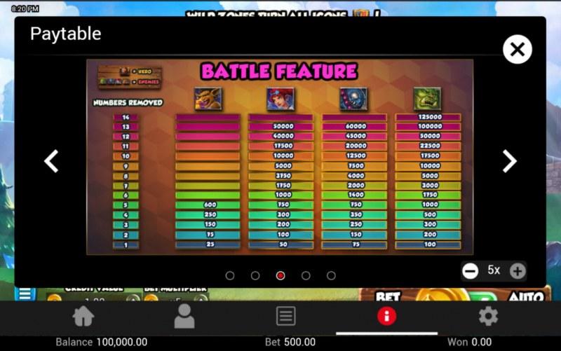 Battle Heroes :: Battle Feature