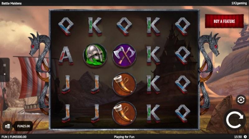 Battle Maidens :: Main Game Board