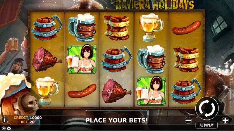 Baviera Holidays :: Main Game Board