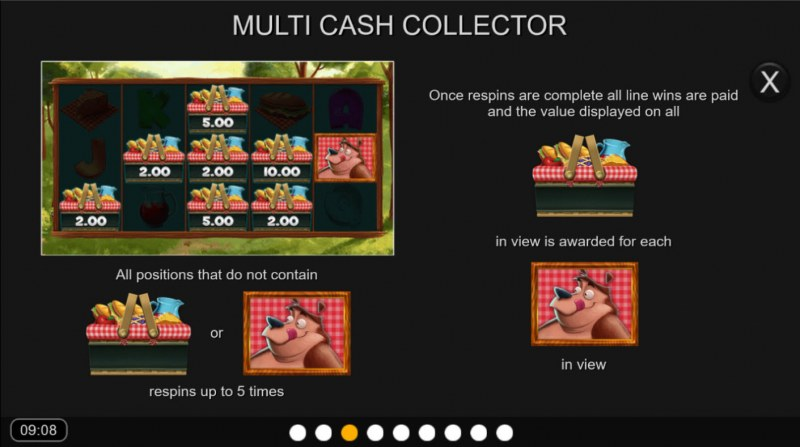 Bear Money :: Multi Cash Collector