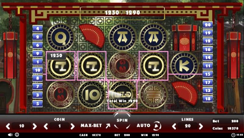 Beating Slot Old China ::