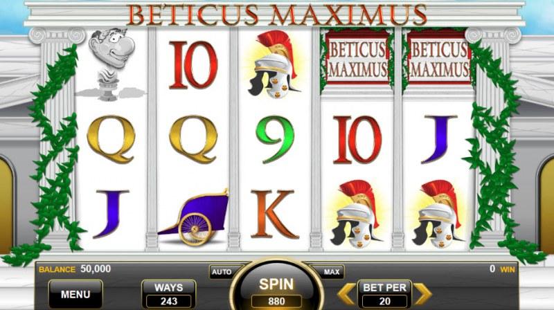 Beticus Maximus :: Main Game Board