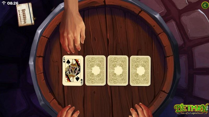 Betman Son of a Leprechaun :: Keep an eye on the selected card