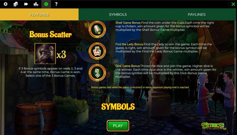 Betrick Son of a Leprechaun :: Bonus Feature