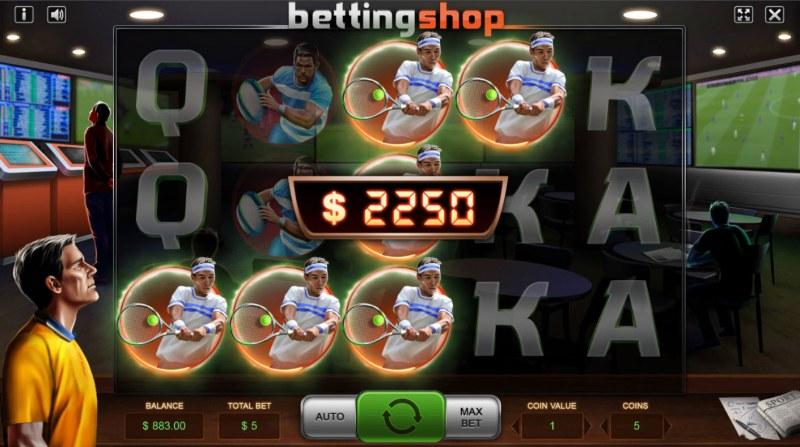 Betting Shop :: Big Win