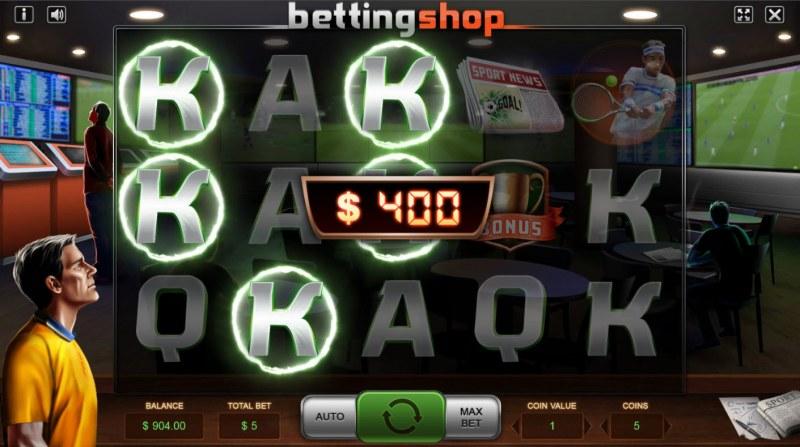 Betting Shop :: Multiple winning combinations