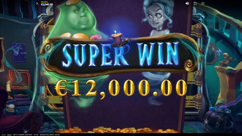 Betty, Boris and Boo :: Super Win