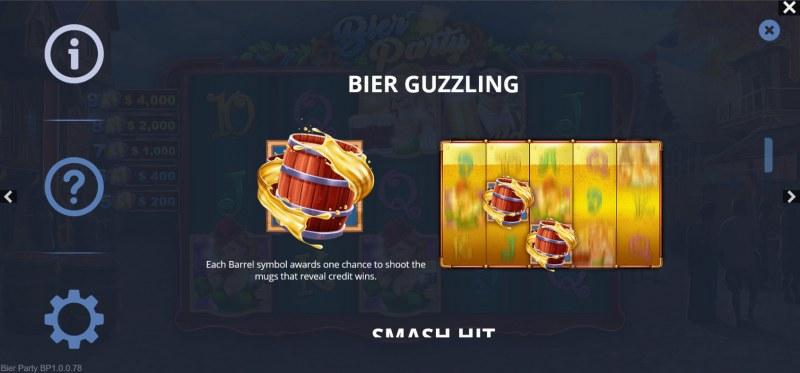 Bier Party :: Bier Guzzling Free Spins
