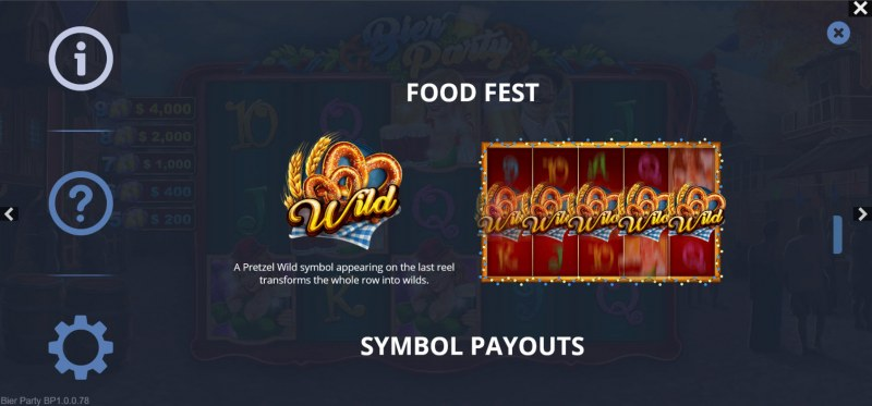 Bier Party :: Food Fest Free Spins