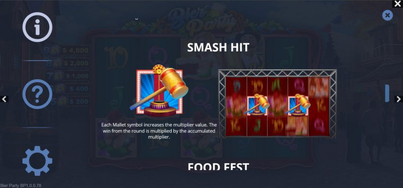 Bier Party :: Smash Hit Free Spins