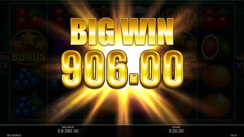 Big Bonus :: Total Free Spins Payout