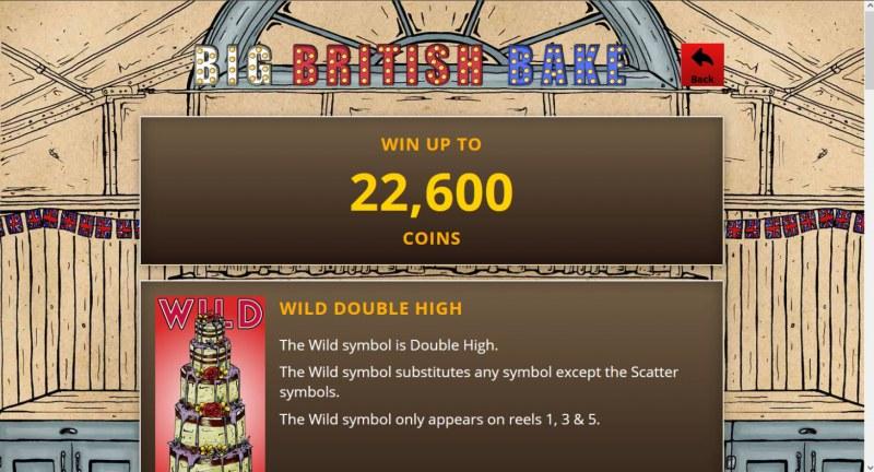 Big British Bake :: Win Up To 22,600 Coins