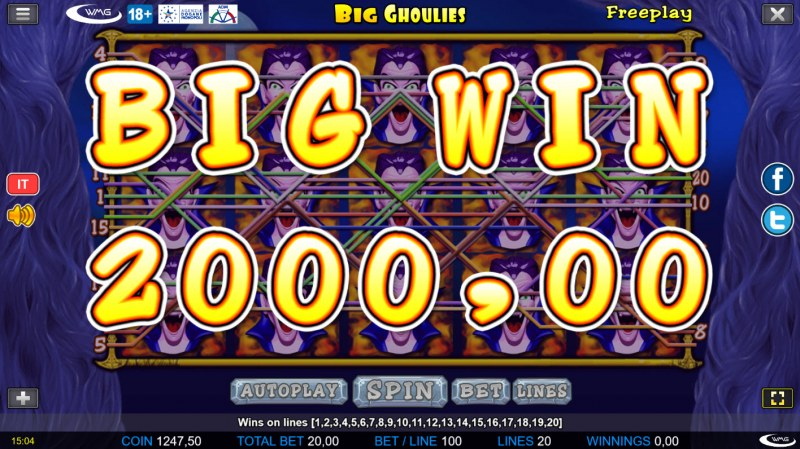 Big Ghoulies :: Big Win