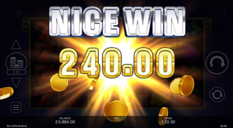 Big Spin Bonus :: Nice Win