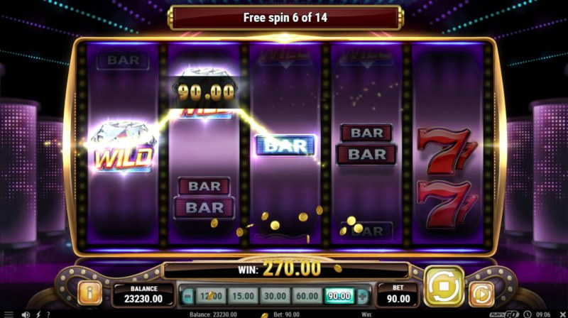 Big Win 777 :: Free Spins Game Board