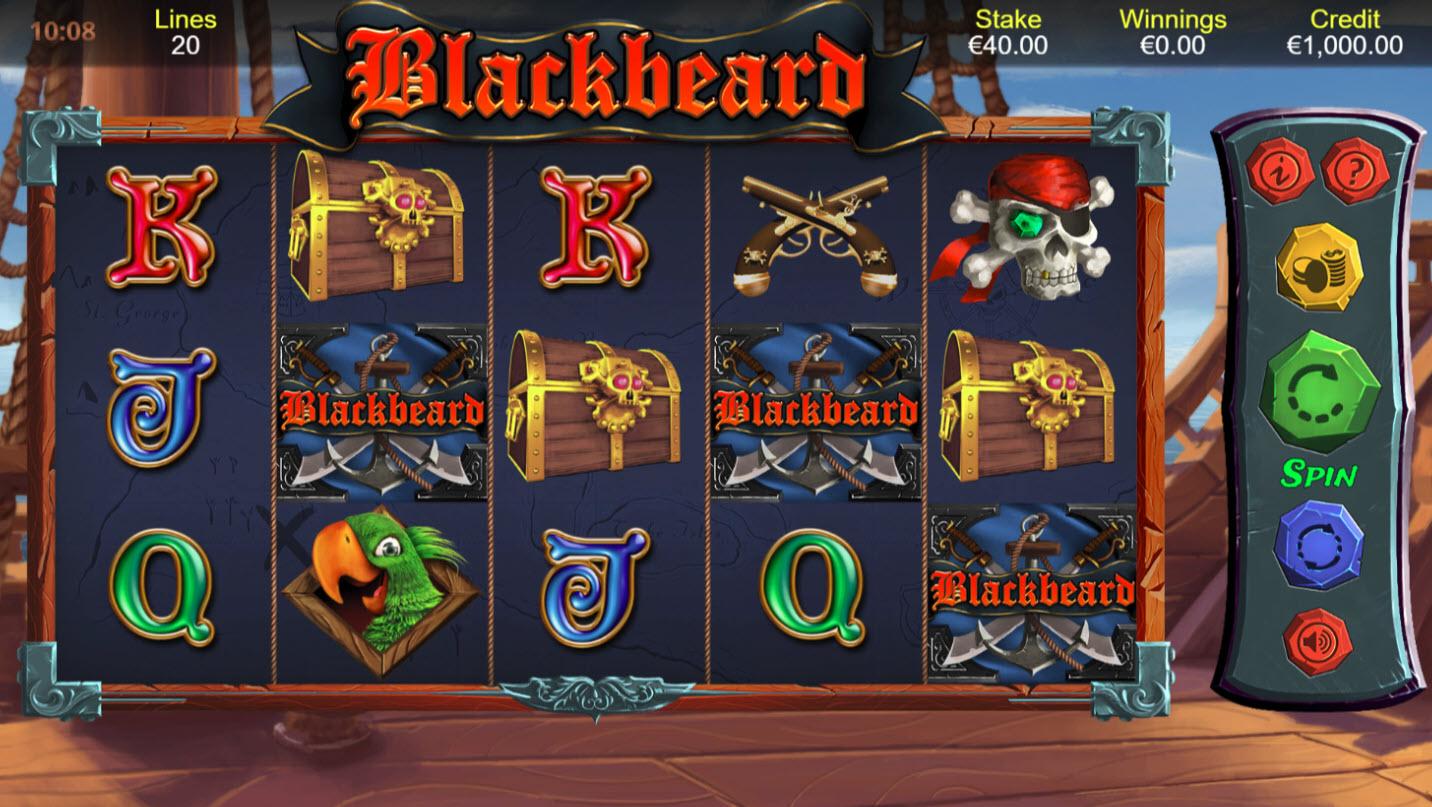 Blackbeard :: Main Game Board