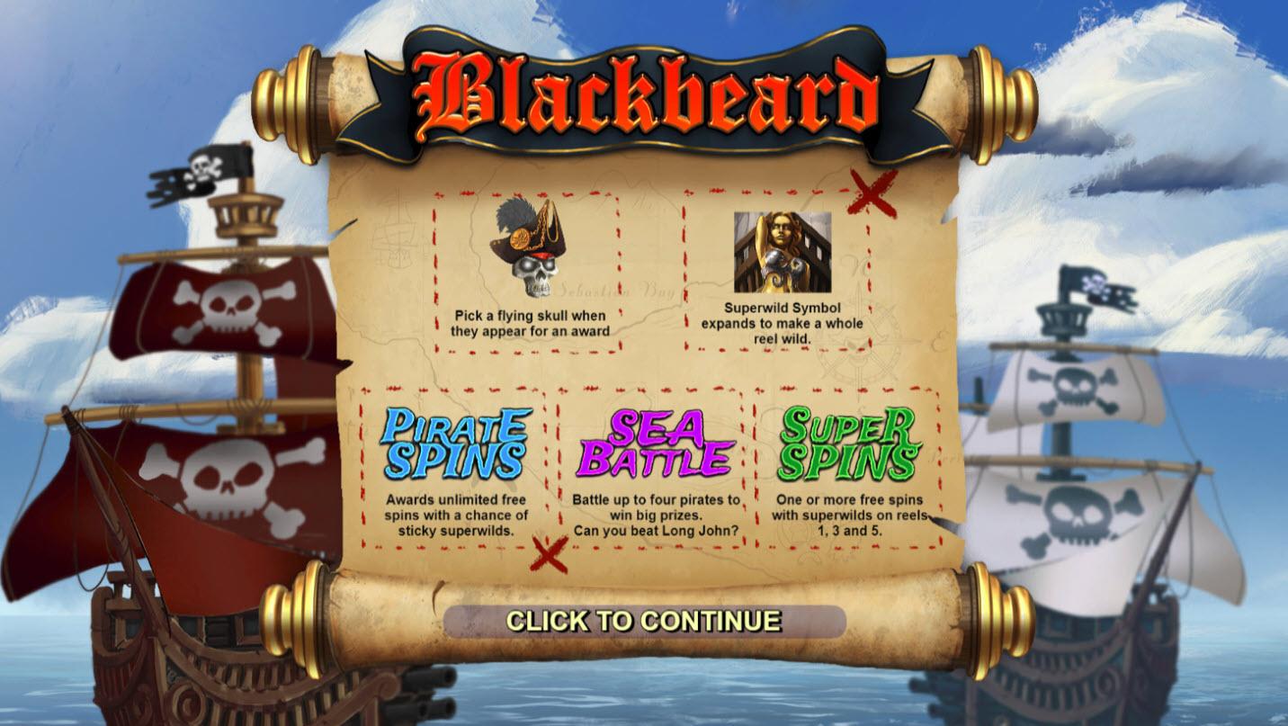 Blackbeard :: Introduction