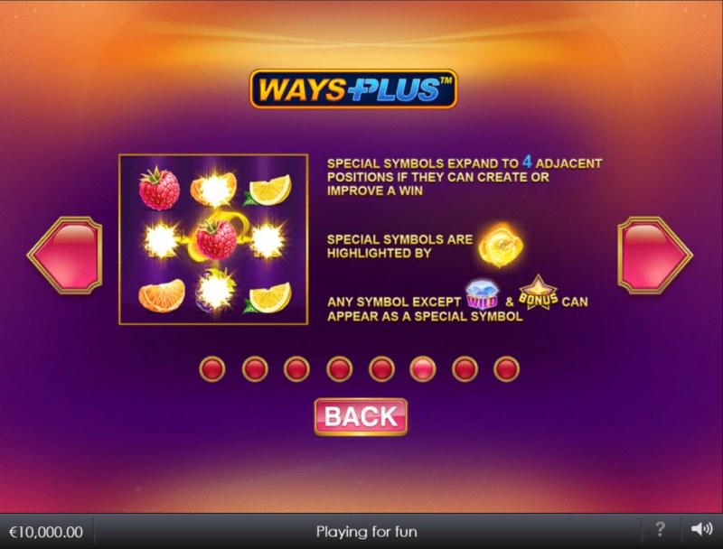 Blazing Bells :: Ways Plus
