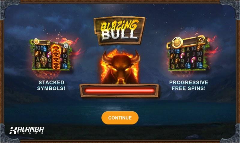 Blazing Bull :: Introduction
