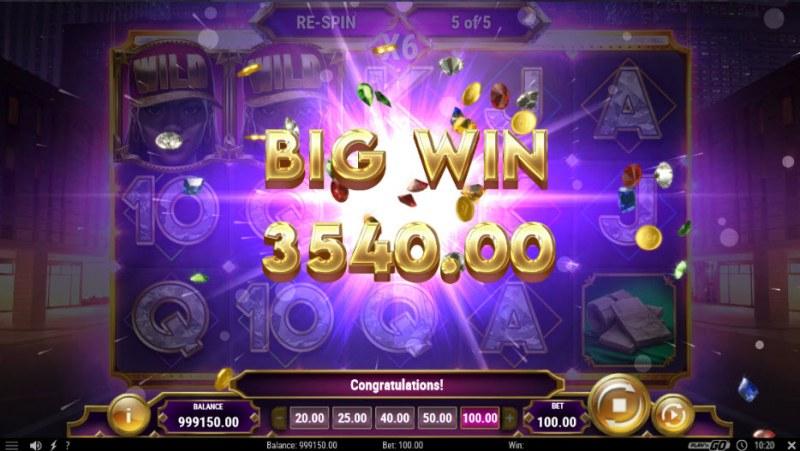 Blinged :: Big Win
