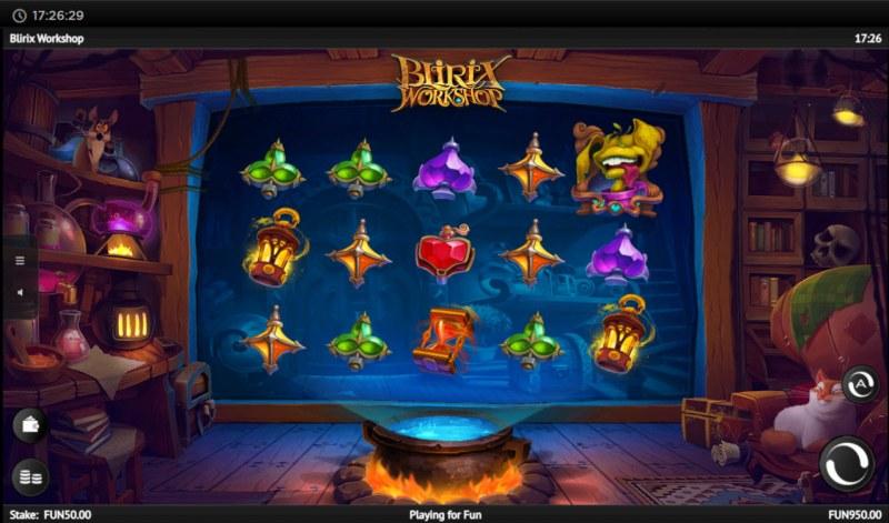Blirix Workshop :: Main Game Board