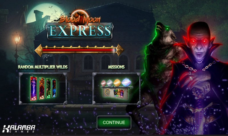 Blood Moon Express :: Introduction