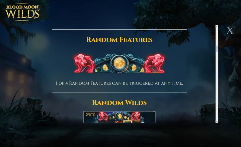 Blood Moon Wilds :: Random Features