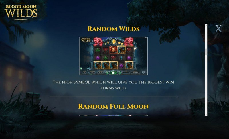 Blood Moon Wilds :: Random Wilds