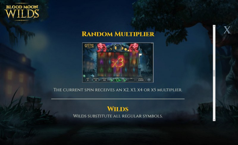 Blood Moon Wilds :: Random Multipliers