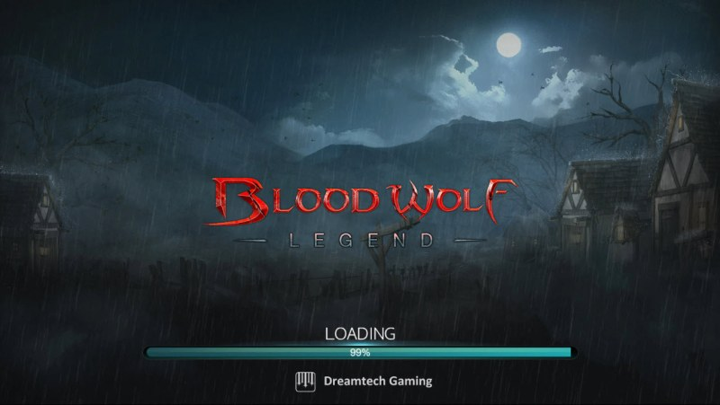 Blood Wolf Legend :: Introduction