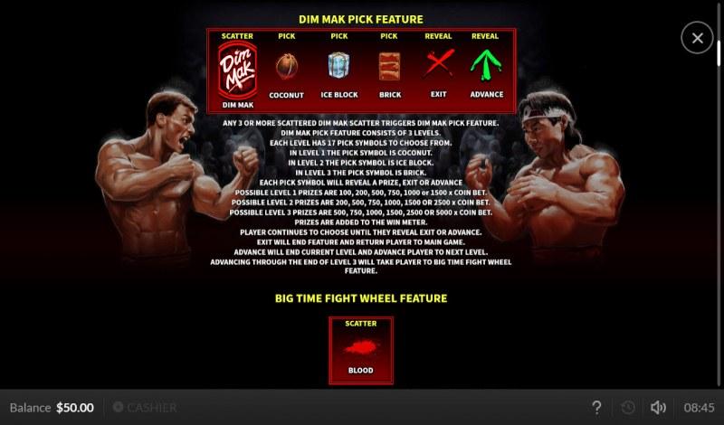 Bloodsport :: Dim Mak Pick Feature