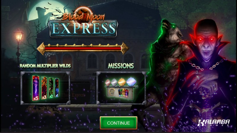 Blue Moon Express :: Introduction
