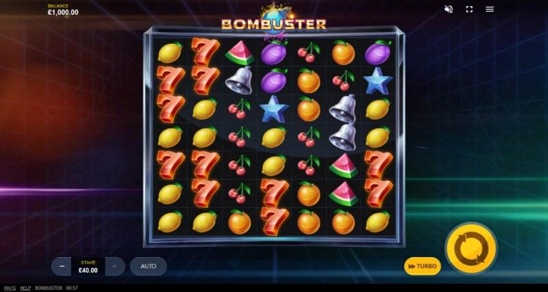 Bombuster :: Main Game Board