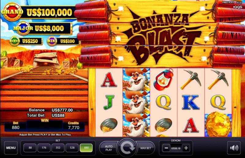 Bonanza Blast :: Main Game Board