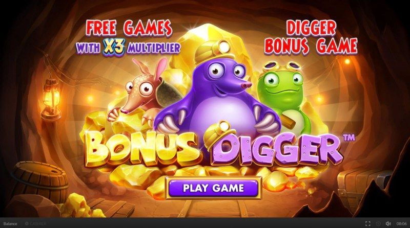 Bonus Digger :: Introduction
