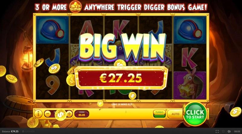 Bonus Digger :: Big Win