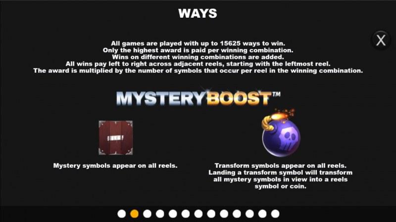 Bonus Island :: Mystery Boost