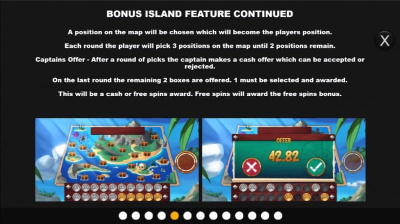 Bonus Island :: Feature Rules