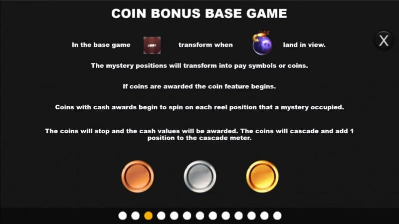 Bonus Island :: Bonus Game
