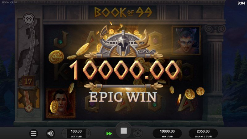 Book of 99 :: Epic Win