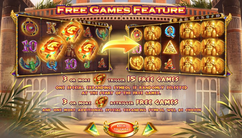 Book of Anunnaki :: Free Games Feature