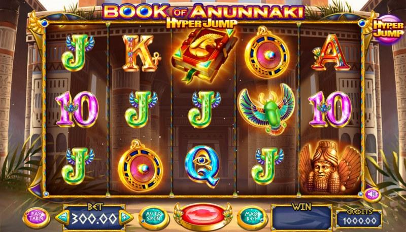 Book of Anunnaki :: Main Game Board
