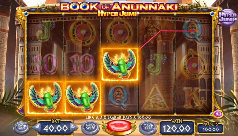 Book of Anunnaki :: Three of a kind