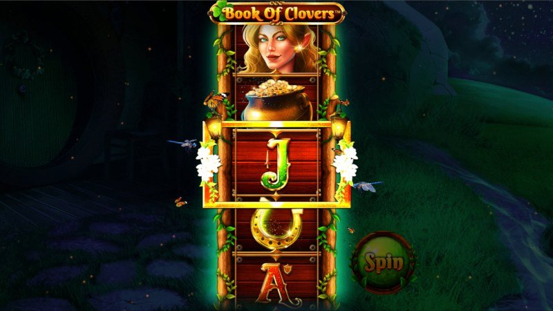Book of Clovers :: Special Expanding Symbol