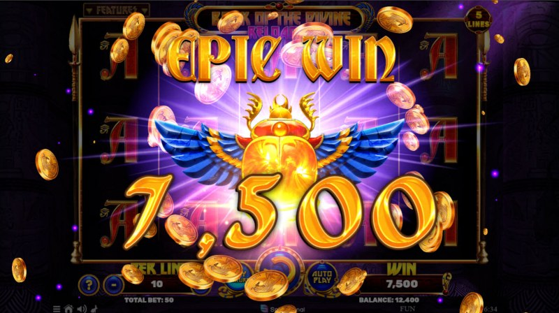 Book of the Divine Reloaded :: Epic Win