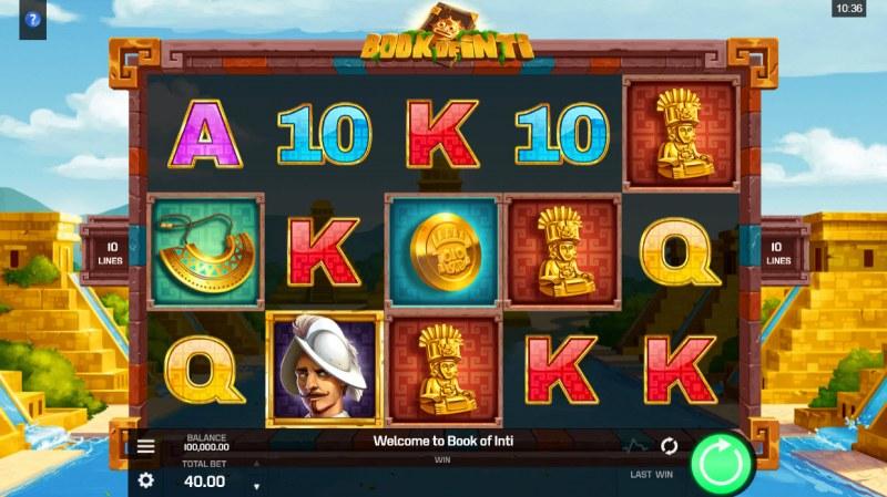 Book of Inti :: Base Game Screen
