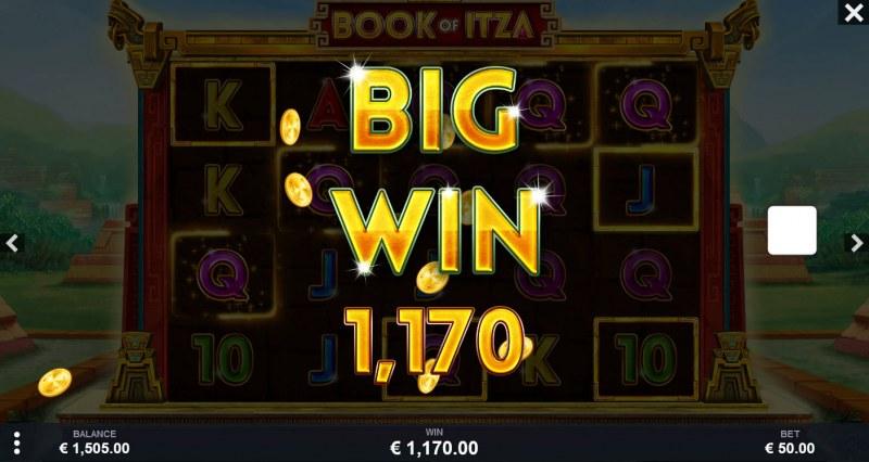 Book of Itza :: Big Win