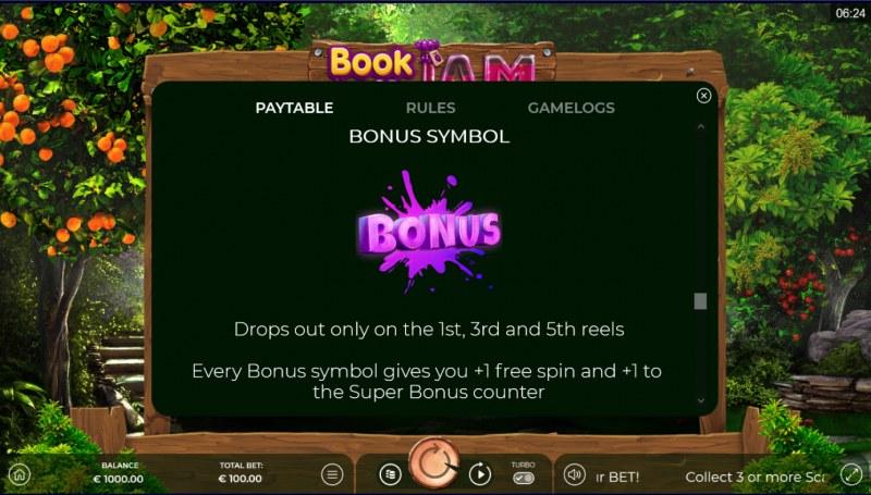 Book of Jam :: Bonus Feature