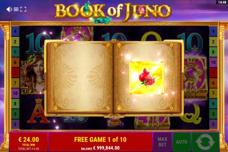 Book of Juno :: Special Expanding Symbol