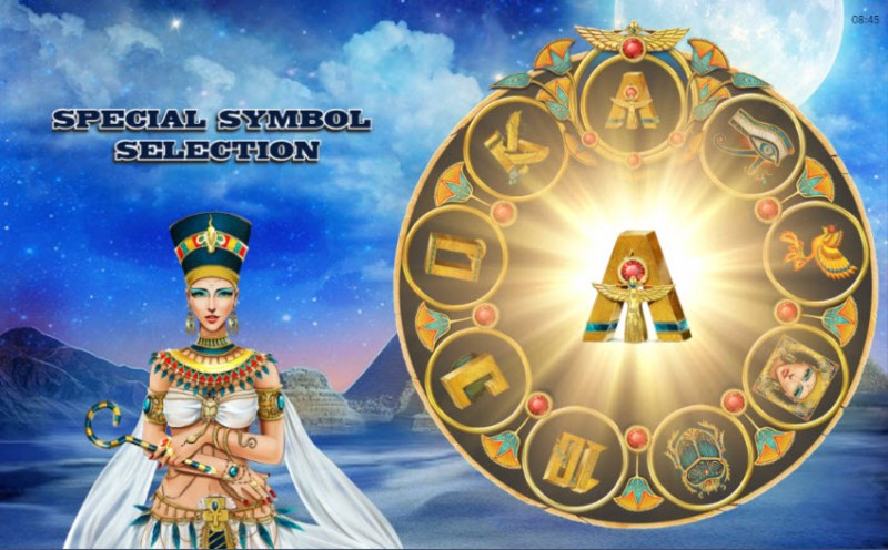Book of Nefertiti :: Special Expanding Symbol